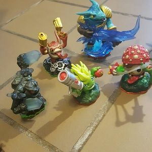 Other - Skylander Trap Team and Portal